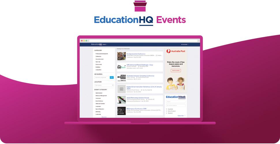 EducationHQ Events
